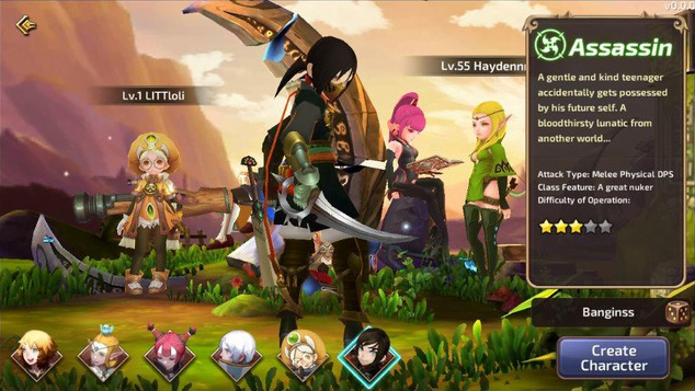 code dragon nest