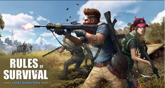 GiftCode Rules Of Survival