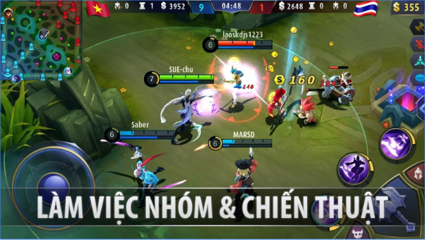 Code Mobile Legends: Bang Bang VNG