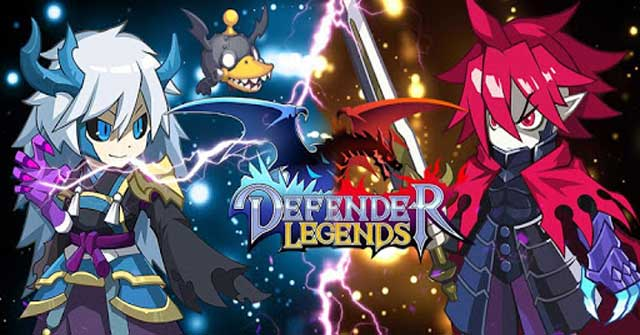 Defender Legends