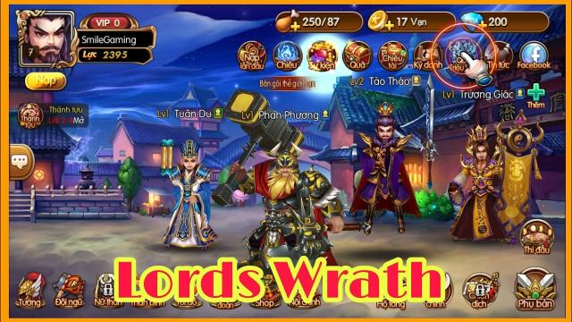 Lords Wrath