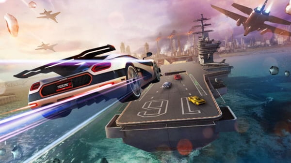 Asphalt 8 Racing Game mod ios