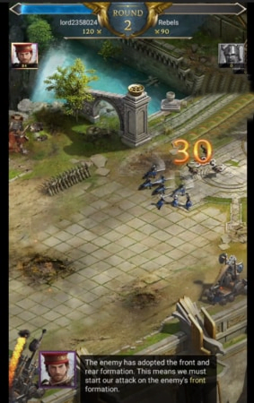 War Eternal mod ios