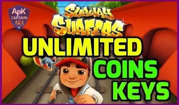 Subway Surfers mod ios