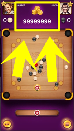 APK Carrom Pool: Disc Game mod