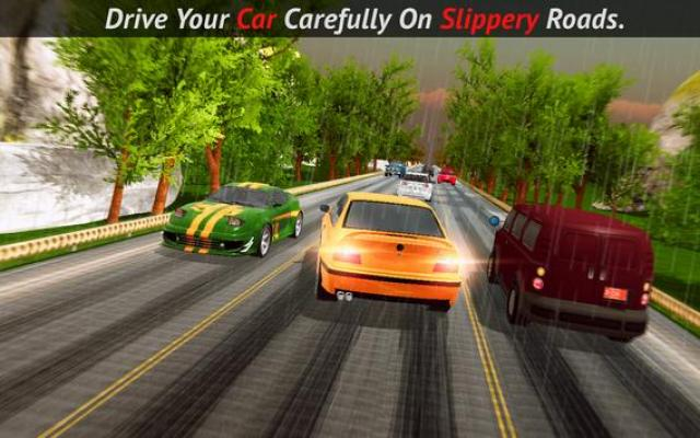 Code Speed Fever - Fast Racing & Car Game