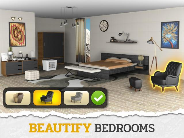 Dream Home – Design My Home Makeover Game