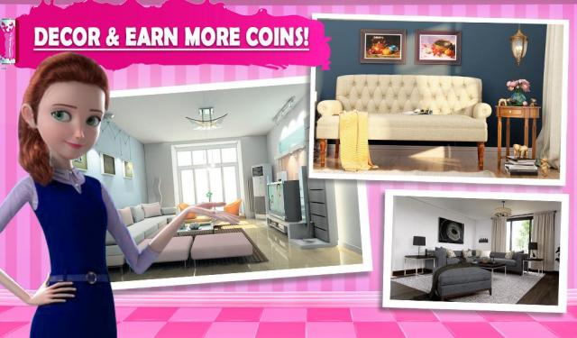 Hack Dream Home – Design My Home Makeover Game