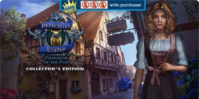 Detectives United: Phantoms of the Past Mod