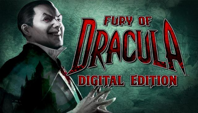 Fury of Dracula: Digital Edition