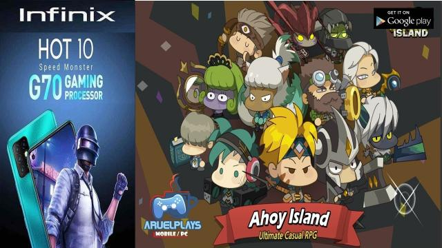 GiftCode Ahoy Island – Casual RPG