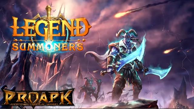 Summoners Legends