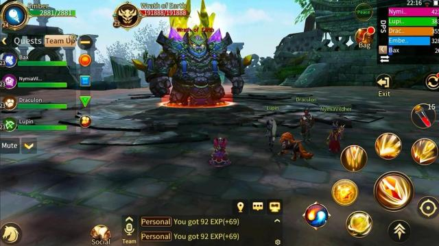 World of Warcraft Mobile Mod